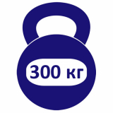 До 300 кг