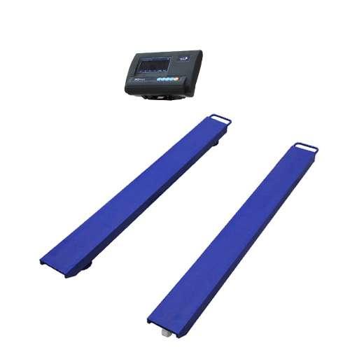 Весы МП 2000 ВЕДА Ф-1 (1000; 1200х120) балочные Циклоп 12