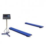 Весы МП 600 ВЕДА Ф-1 (200; 1200х120) балочные Циклоп 06