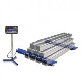 Весы МП 1000 ВЕДА Ф-1 (500; 1200х120) балочные Циклоп 12С