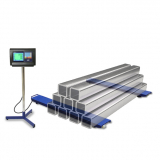 Весы МП 1000 МЕДА Ф-1 (500; 1200х120) балочные Циклоп 15