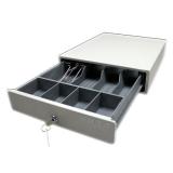 Денежный ящик МИДЛ 1.0/К0 (м. серый)