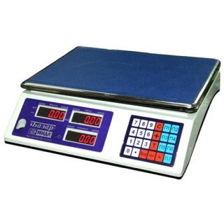 """3112900021   весы мидл мт 30 мда (2/5; 340х230) """"базар 2-т""""   МИДЛ"""