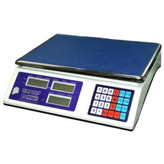 """3112900022   весы мидл мт 30 мжа (2/5; 340х230) """"базар 2-т""""   МИДЛ"""